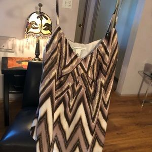 Banana Republic silky blouse